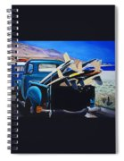 Pickup Truck Spiral Notebook