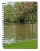 Picnic Area Spiral Notebook