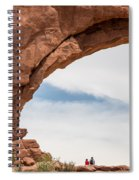 Picnic Of Possibilities Spiral Notebook