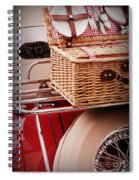 Picnic Ready Spiral Notebook