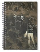 Pictograph 3 Spiral Notebook