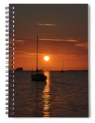 Picture Perfect Sunset Spiral Notebook