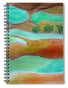 Picturesque Landscape Spiral Notebook