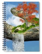 Piece Of Nature Spiral Notebook