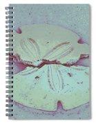 Pieced Together Spiral Notebook