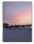 Pier 60 Spiral Notebook