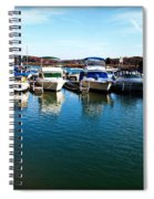 Pier Pressure - Lake Norman Spiral Notebook