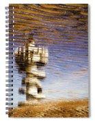 Pier Tower Spiral Notebook