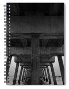 Pierhenge Il Spiral Notebook
