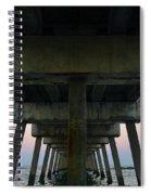 Pierhenge Spiral Notebook