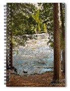 Piers Gorge Spiral Notebook