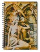Pieta Masterpiece Spiral Notebook