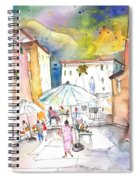 Pietrasanta In Italy 03 Spiral Notebook