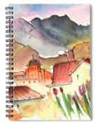 Pietrasanta In Italy 04 Spiral Notebook