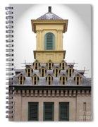 Pigeon Condos Spiral Notebook