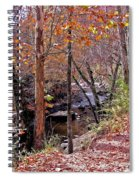 Pigeon Forge River Spiral Notebook