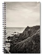 Pigeon Point Light Spiral Notebook