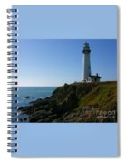 Pigeon Point Light Station Spiral Notebook
