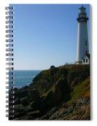 Pigeon Point Light Station Spiral Notebook