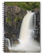 Pigeon River High Falls 10 Spiral Notebook