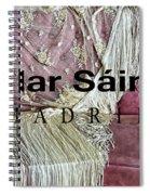 Pilar Sainz Designer Spiral Notebook