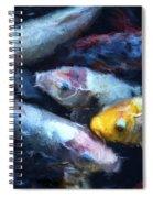Pile Up Spiral Notebook