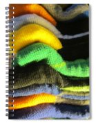 Piled Up Spiral Notebook