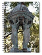 Pillars Of New Orleans Spiral Notebook