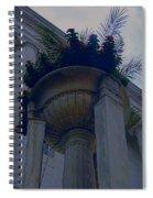 Pillars Upon Pillars 2 Spiral Notebook