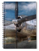 Pilot - Plane - The B-29 Superfortress Spiral Notebook
