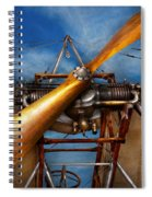 Pilot - Prop - They Don't Build Them Like This Anymore Spiral Notebook