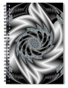 Pin Ball Wizard Spiral Notebook