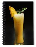 Pina Colada Spiral Notebook