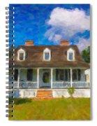Pinckney Nps Site Spiral Notebook