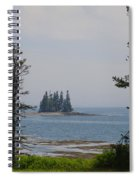 Pine Island Spiral Notebook
