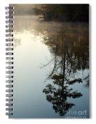 Pine Reflection Spiral Notebook