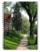 Pine Road Spiral Notebook