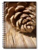 Pine Shadow Spiral Notebook