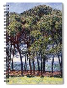 Pines Spiral Notebook