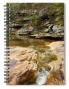Piney Creek In Southern Illinois Spiral Notebook