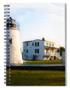 Piney Point Maryland Spiral Notebook