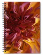 Pink And Yellow Fantasy 1 Spiral Notebook