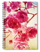 Pink Blossom - Watercolor Edition Spiral Notebook