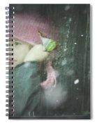 Pink Hat Spiral Notebook