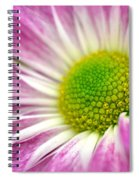 Pink Hope Spiral Notebook