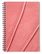 Pink Moleskin Spiral Notebook