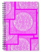 Pink Oreos For The Cure Spiral Notebook