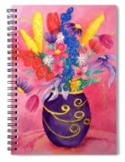 Pink Persuasion Spiral Notebook