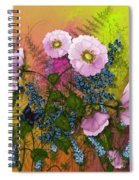 Pink Pleasure Spiral Notebook