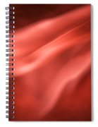 Pinky Red Spiral Notebook